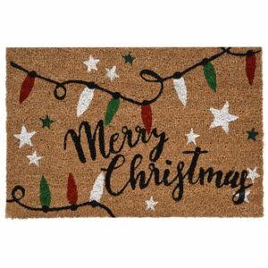 Rohožka Merry Christmas, 39 x 59 cm