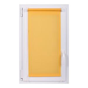 Egibi Roleta MINI Rainbow Line oranžová, 73 x 150 cm