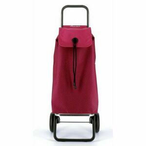 Rolser Nákupná taška na kolieskach I-Max Ona Convert RG, vínová