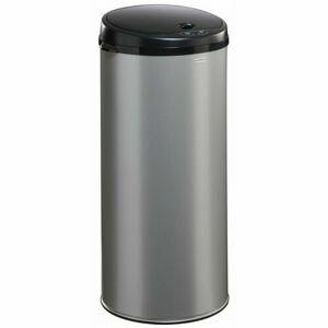 Rossignol Bezdotykový odpadkový kôš Sensitive 45 l, sivá