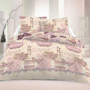 Kvalitex Saténové obliečky Romantic Luxury Collection