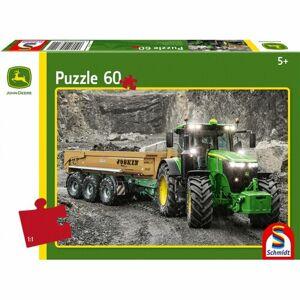 Schmidt Traktor John Deere 7310R 60 dielov puzzle
