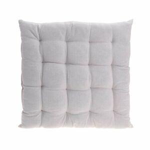 Sedák Tedy biela, 40 x 40 cm