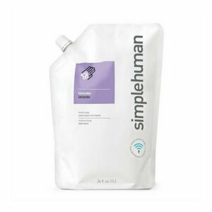 Simplehuman Hydratačné tekuté mydlo 1 l, levanduľa