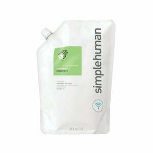 Simplehuman Hydratačné tekuté mydlo 1 l, uhorka
