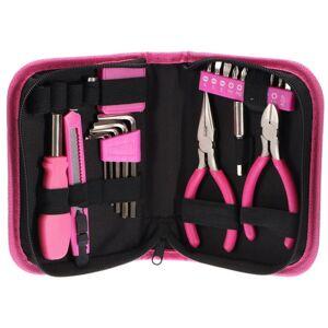 Sixtol Sada náradia Home Pink, 26 ks