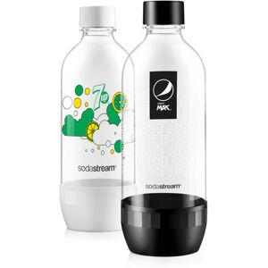 SodaStream Fľaša Jet 7UP & Pepsi Max 2 x 1 l