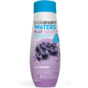 SodaStream Sirup Čučoriedka, 440 ml