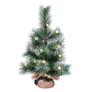 Solight 1v238 Vianočný LED stromček 15 LED, teplá biela, 45 cm