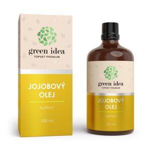 Topvet Jojobový olej 100 % s vitaminem E 100 ml