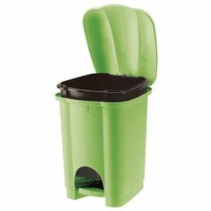 Tontarelli Odpadkový kôš Carolina 6 l, zelená