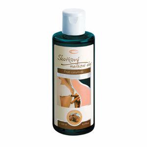 Topvet Masážny olej škorica 200 ml