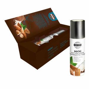 TOPVET Noční aktivní krém s mandlový olejem 50 ml