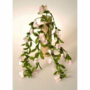 Umelá kvetina Bouganvillea sv. ružová, 50 cm