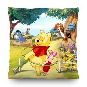 AG Art Vankúšik Winnie The Pooh Disney, 40 x 40 cm