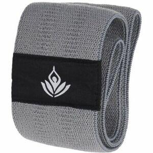 XQ Max Odporová guma na posilňovanie Yoga Band, strieborná