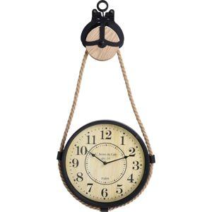 Závesné hodiny Paris, 73 x 33 cm
