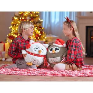 Vianočná náladová sova Dormeo